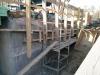 März 2013 - Die Beton-Enden müssen noch saniert werden.